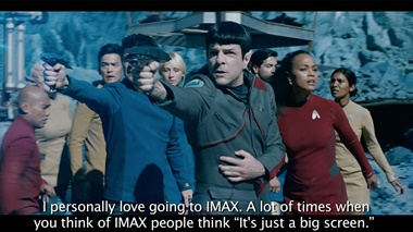 Star Trek Beyond - IMAX featurette