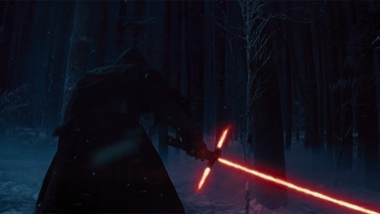 Star Wars: Episode VII - The Force Awakens - teaser