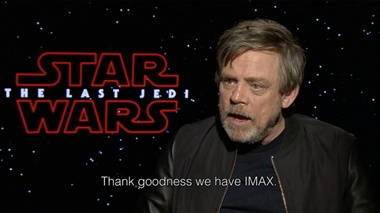 Star Wars: The Last Jedi - IMAX featurette
