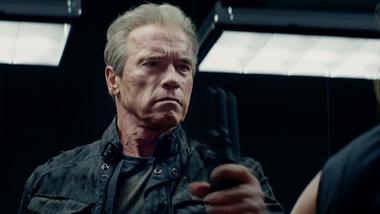 Terminator: Genisys - Super Bowl clip