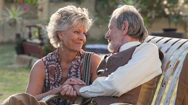 The Second Best Exotic Marigold Hotel - trailer
