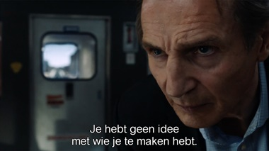 The Commuter - eerste trailer