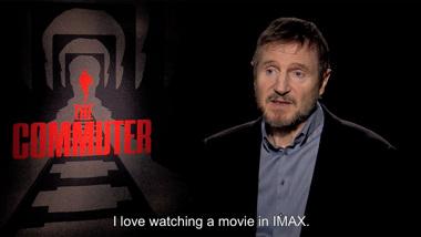 The Commuter - IMAX featurette