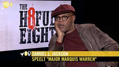 The Hateful Eight - interview