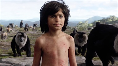 The Jungle Book - Super Bowl trailer