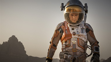 The Martian - trailer 1