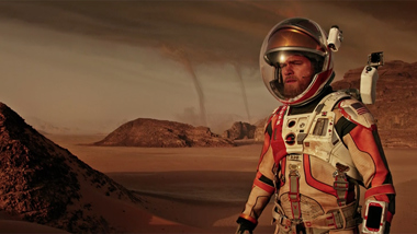 The Martian - The Three Worlds - featurette