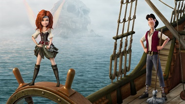 Tinkerbell: The Pirate Fairy - trailer