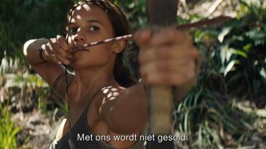 Tomb Raider - nieuwe trailer