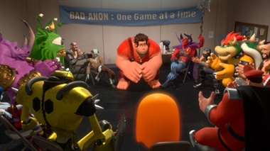 Wreck-it Ralph NL - clip 1