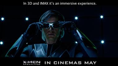 X-Men: Apocalypse - IMAX featurette