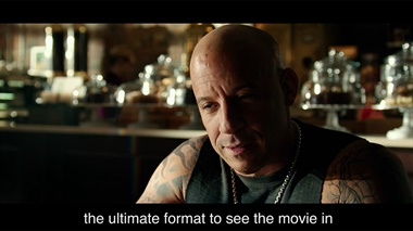 xXx: Return of Xander Cage - IMAX featurette