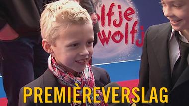 Dolfje Weerwolfje - premièreverslag