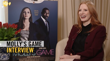 Molly's Game - interview