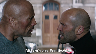 Fast & Furious: Hobbs and Shaw - trailer