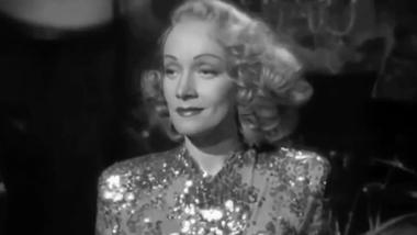 Marlene Dietrich - trailer