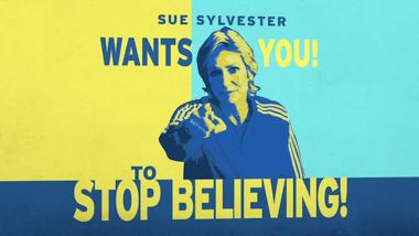 Glee - clip: Sue Sylvester