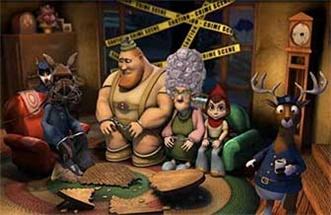 Hoodwinked - trailer