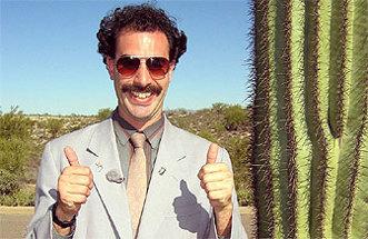 Borat - trailer