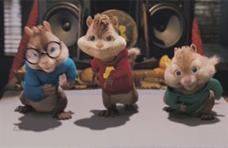 Alvin en de Chipmunks - trailer