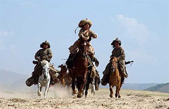Mongol - trailer