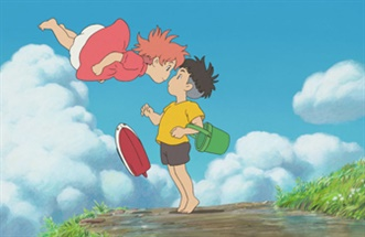 Ponyo on the Cliff by the Sea - trailer