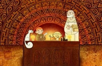 Brendan and the Secret of the Kells - trailer