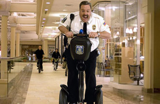 Paul Blart: Mall Cop - trailer