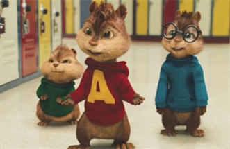 Alvin en de Chipmunks 2 - trailer