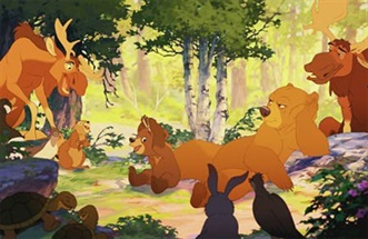 Brother Bear - trailer