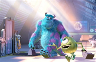 Monsters, Inc - trailer