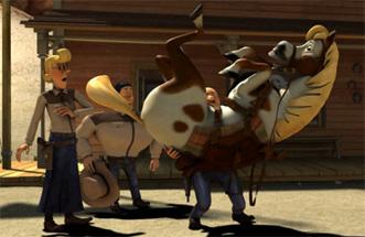 Suske & Wiske en de Texas Rakkers - trailer