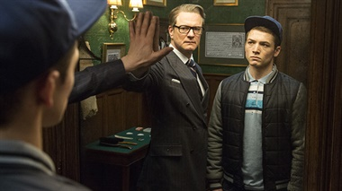 Kingsman: The Secret Service - trailer 2