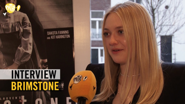Brimstone - Interview: Martin Koolhoven, Dakota Fanning, Emilia Jones