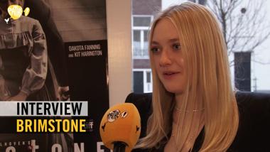 Brimstone - Interview: Martin Koolhoven, Dakota Fanning, Emilia Jones