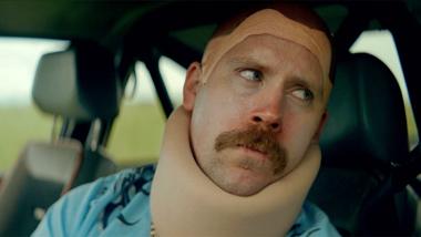 Ron Goossens, Low-Budget Stuntman - trailer
