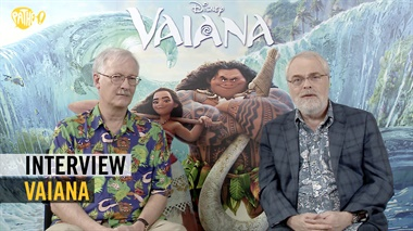 Vaiana - Interview