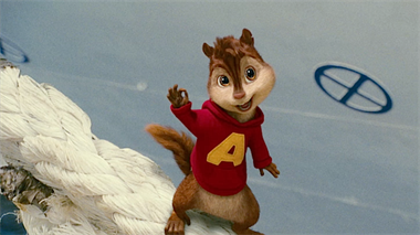 Alvin & The Chipmunks 3 - Jingle Bells