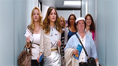 Bridesmaids - Red Band trailer
