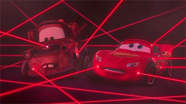 Cars 2: World Grand Prix - teaser