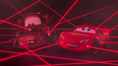 Cars 2: World Grand Prix - teaser