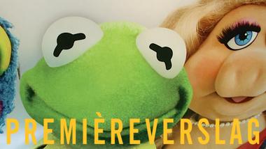 De Muppets - premièreverslag
