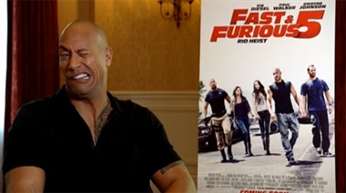 Fast & Furious 5 - interview