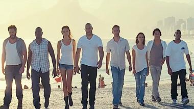 Fast & Furious 5 trailer 2