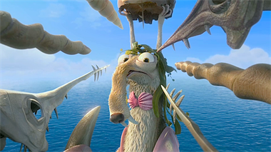 Ice Age 4: Continental Drift - trailer 3 NL
