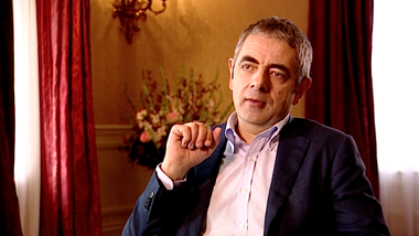 Johnny English Reborn - Interview