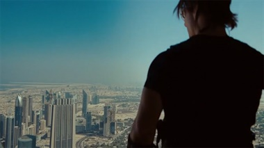 Mission: Impossible 4 - trailer