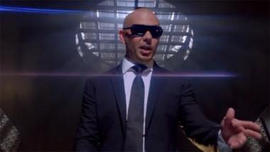 Men in Black 3 - videoclip - Back In Time by Pitbull