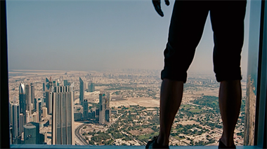Mission: Impossible - Ghost Protocol - Clip: Flock To Unlock