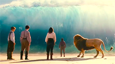 The Chronicles of Narnia: The Voyage of The Dawn Treader trailer 2
